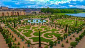 Versailles Gardens France