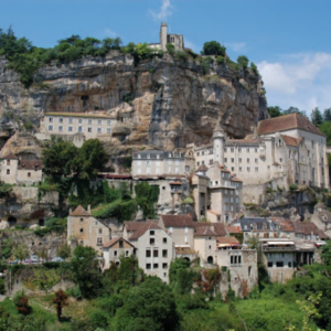 Villages in the South of France