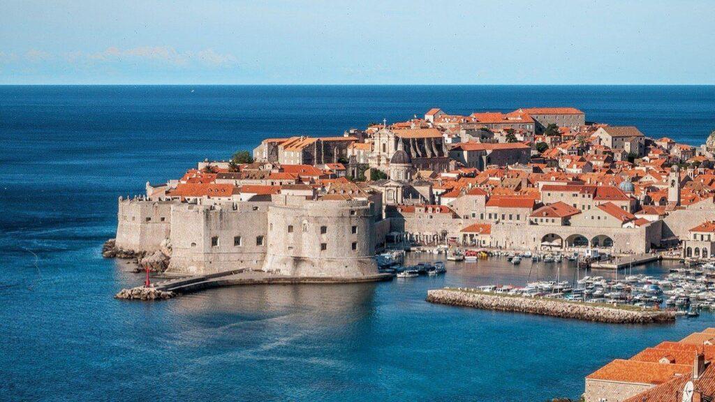 Dubrovnik Croatia Kings Landing