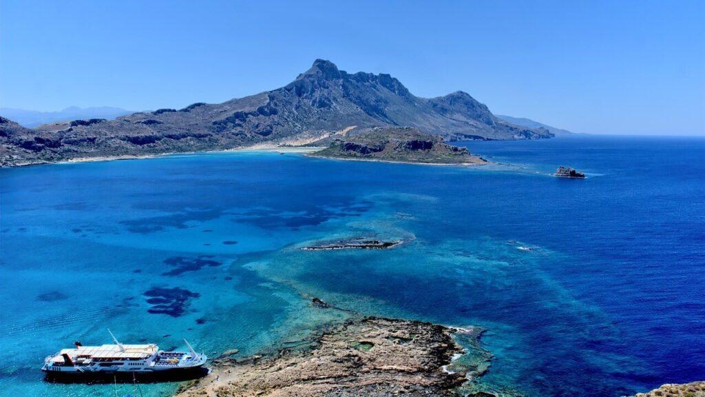 Crete Balos Beach Greece