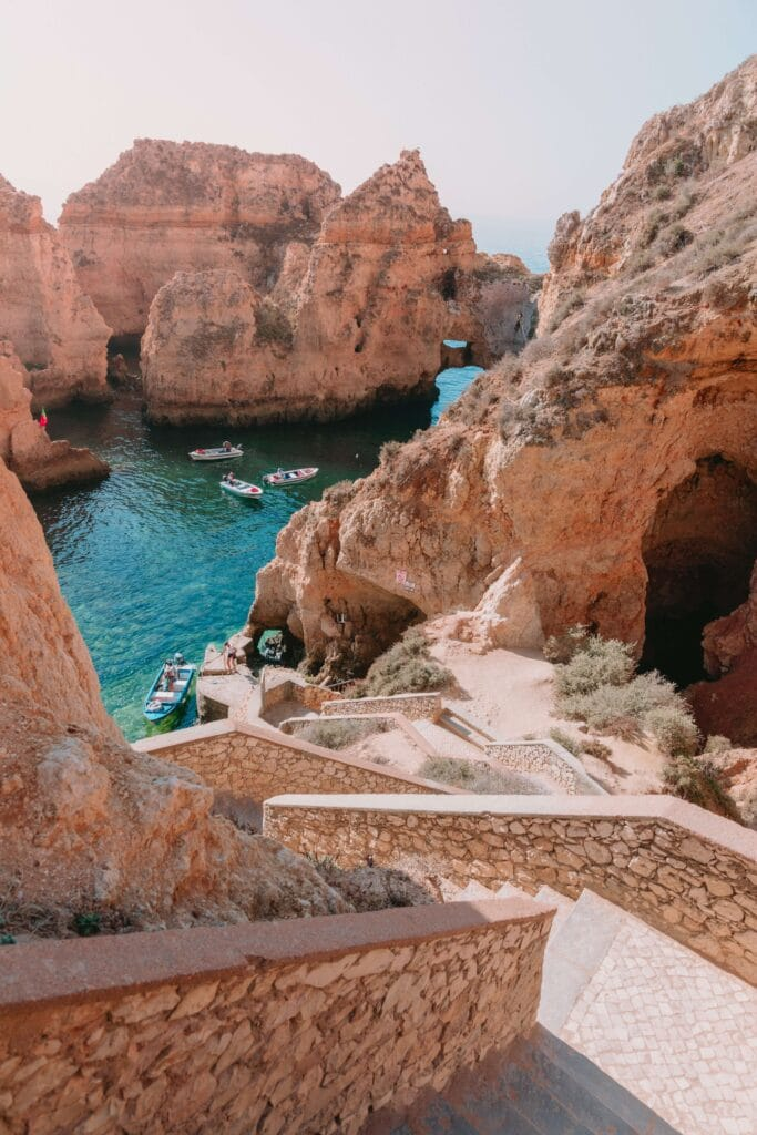 7 Stunning Beaches in Portugal: