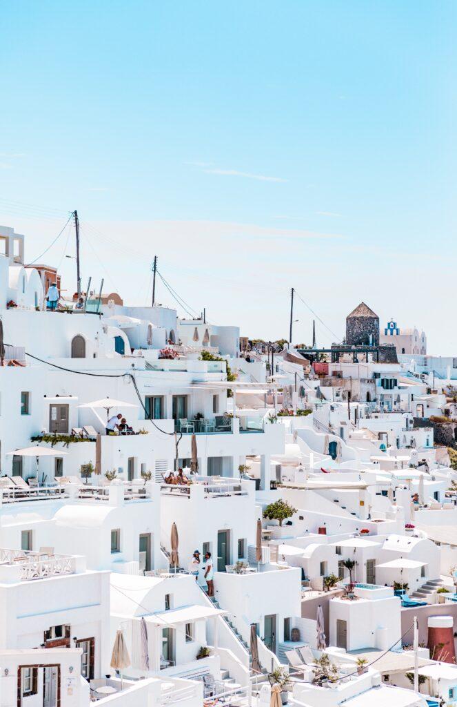 Visit Greece on a Budget: Santorini, Greece