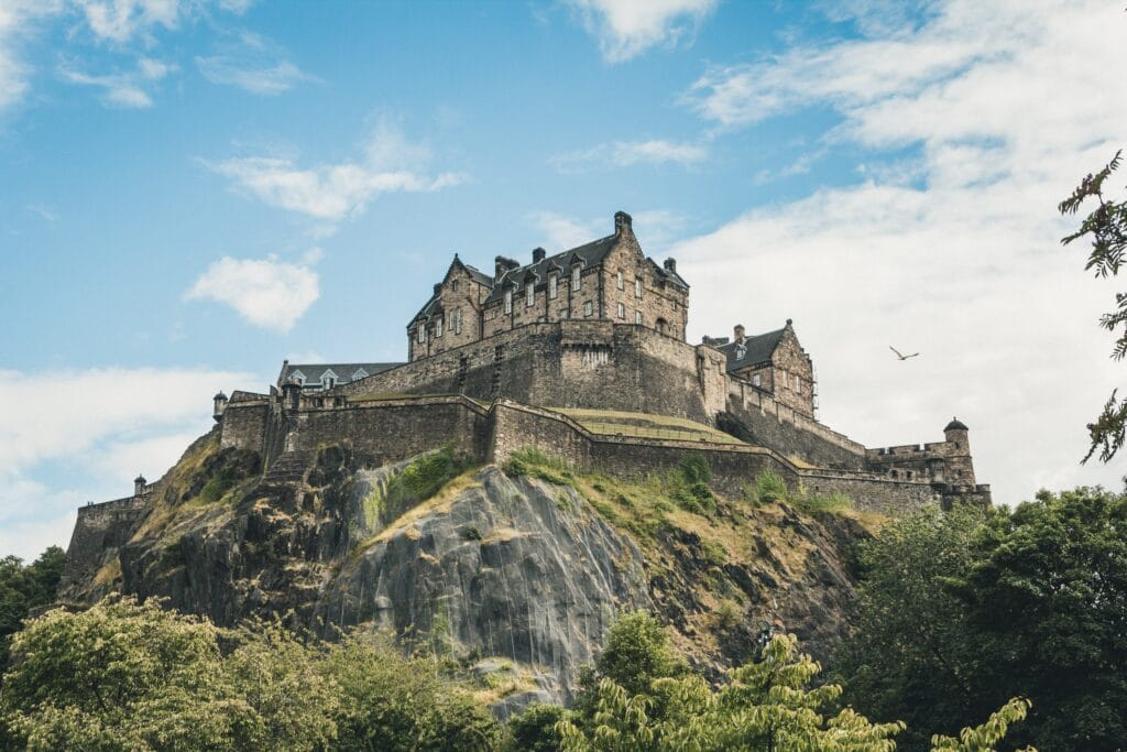 castles to explore in scotland