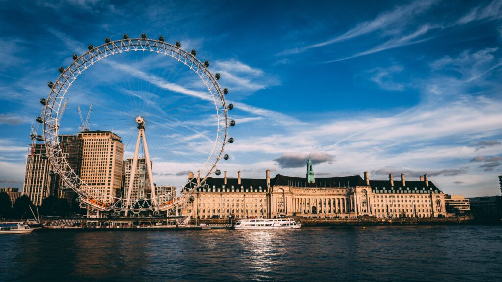 United Kingdom Bucket List