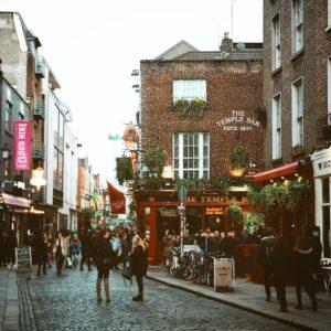 Irish City Break